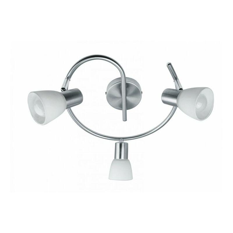 Marca - Lampadario a tre luci dalla forma originale 40 watt E14