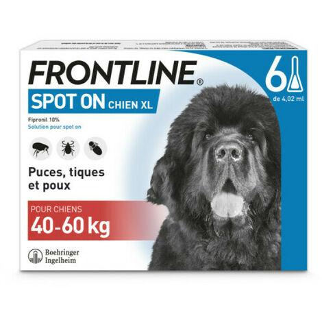 Spot On Chien Frontline 40-60 kg