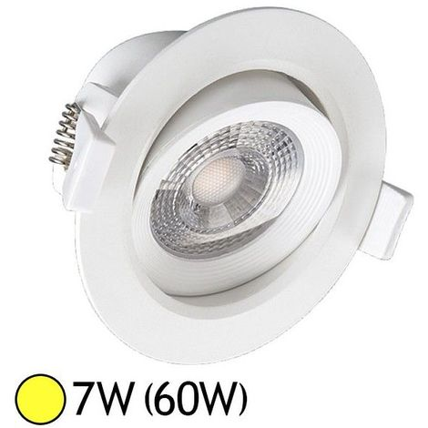Spot Orientable 7W LED SMD