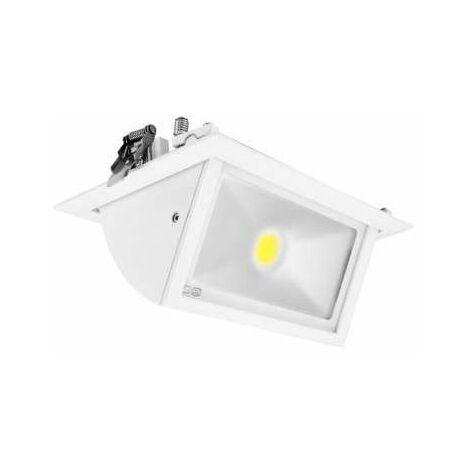 Spot Orientable LED COB Rectangulaire 30W