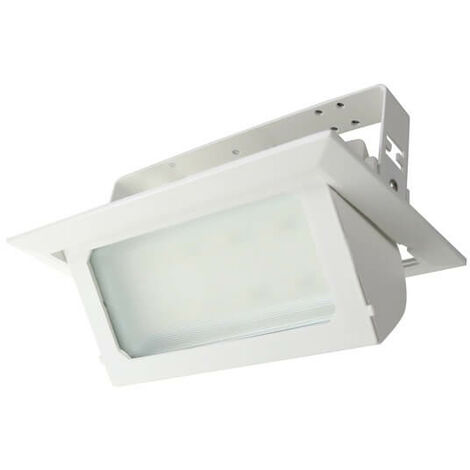 Spot Proyector LED Nomis Rectangulaire 36W CCT 3000+4000+6000   IluminaShop
