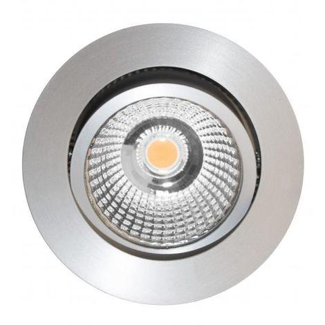 Spot rond encastrable Aluminium AL1014R LED