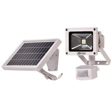 Spot solaire 9w led 600 lumens avec détecteur