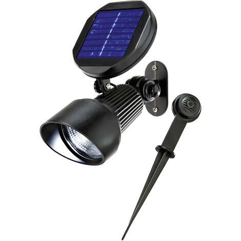 Projecteur solaire de jardin S44331