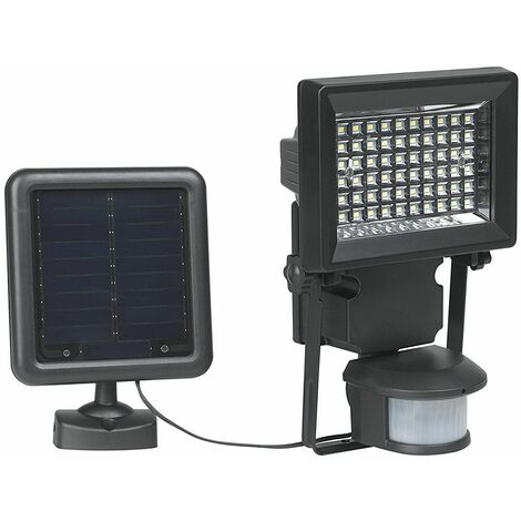 spot solaire led avec detecteur de mouvement - sl002bdu - duracell