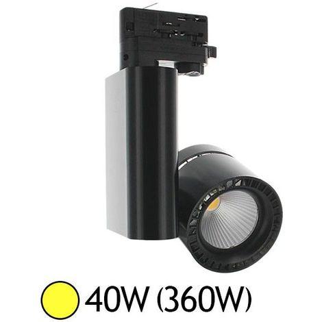Spot sur Rail LED COB 40W
