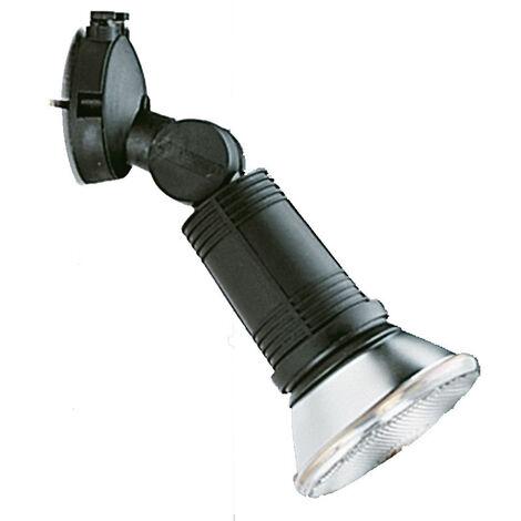 Spotlight Disano DAFNE lámparas PAR38 E27 color negro 43180100
