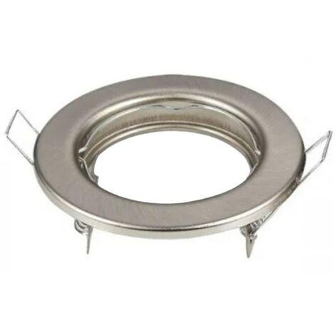 Spotlight Noble de la colección de níquel agujero del techo 63mm 4111/H/NS