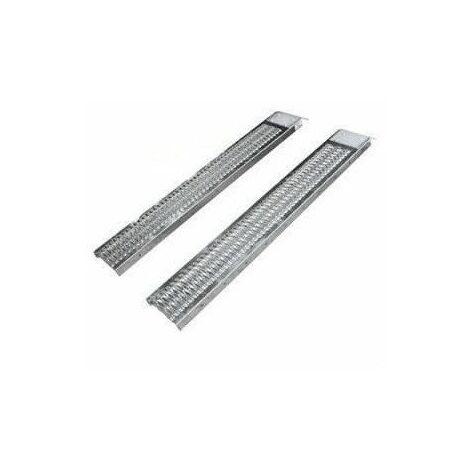 SPOTLIGHT Rampes Quad et Tondeuse - Acier galvanisé