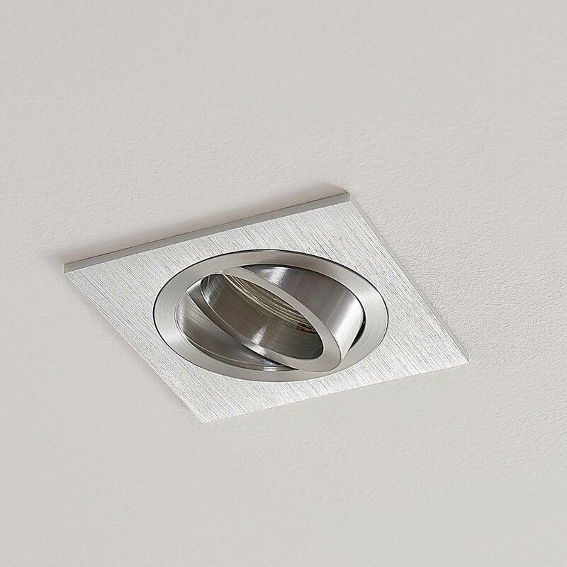 Image of Adjustable high voltage recessed light Jannis - ARCCHIO