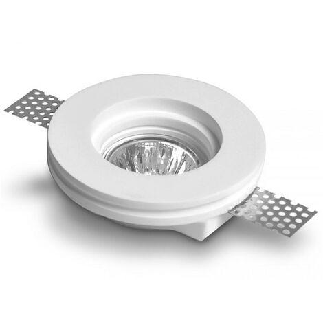 Spotlight yeso podemos ofrecer y asesorar a la ronda de lámparas GU10 100mm 400720