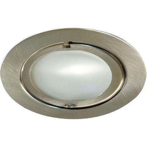 Spots inclinables à encastrer pour meubles S37101