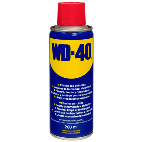 Spray 2000 usos, 200 ml WD40