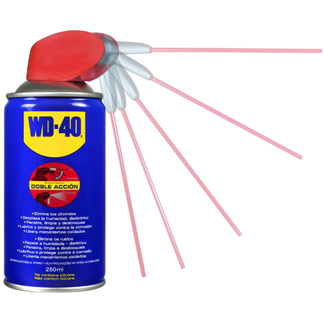 Spray 2000 usos, 250 ml WD40