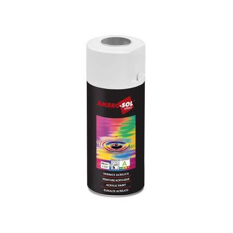 Spray acrilico fondo bianco stucco ml.400