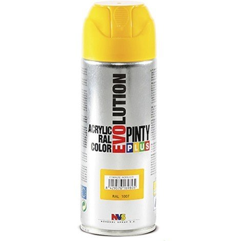 SPRAY ACRILICO MATE PINTYPLUS RAL 400 ML