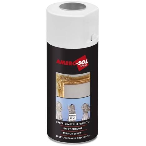 Spray acrilico multiuso ml.400 specchiante oro