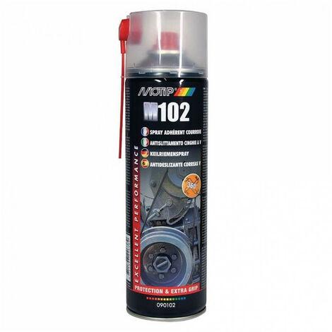 Spray adhérent Courroie M102 MOTIP
