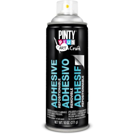 SPRAY ADHESIVO REMOVIBLE 400 ML