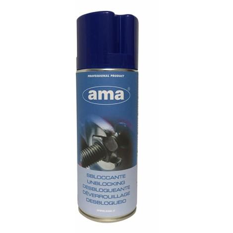 Spray AMA dégrippant lubrifiant 400 ml
