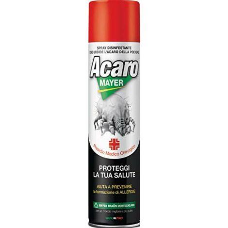 Spray Antiacaro Per Materassi.Spray Antiacaro Disinfettante Per Materassi Tessuti Divano