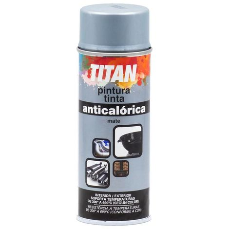 Spray Anticalórico Titan 400 mL