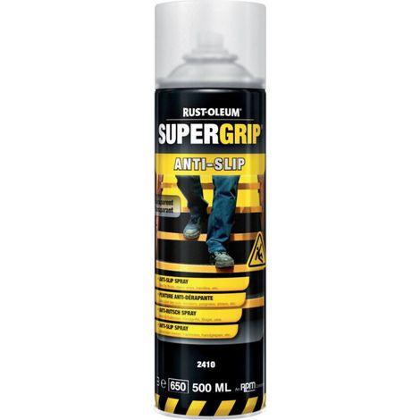 Spray antideslizante 500ml de casco duro Transp. (Por 6)