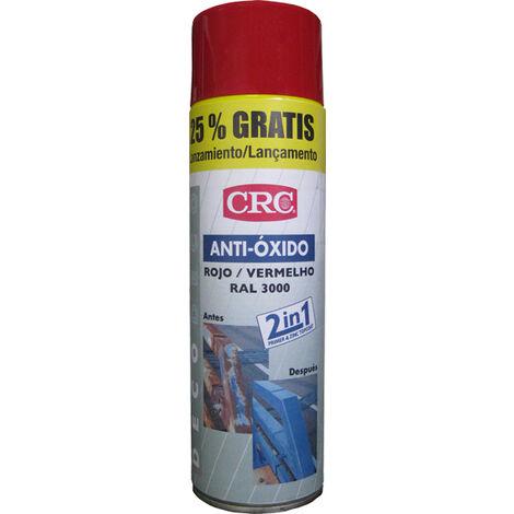SPRAY ANTIOXIDO ROJO RAL 3000 500ML