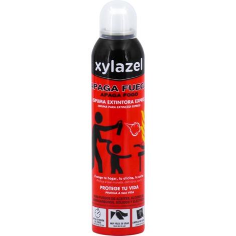Spray Apaga Fuego Xylazel 400 mL