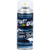 Spray Barniz Acrílico Super Brillo Full Dip 400 mL