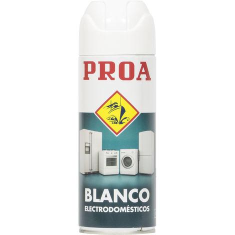 SPRAY Blanco electrodomésticos PROA, Blanco electrodomésticos 0,4lts