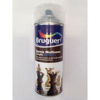 Spray bruguer barniz incoloro brillante 400 ml