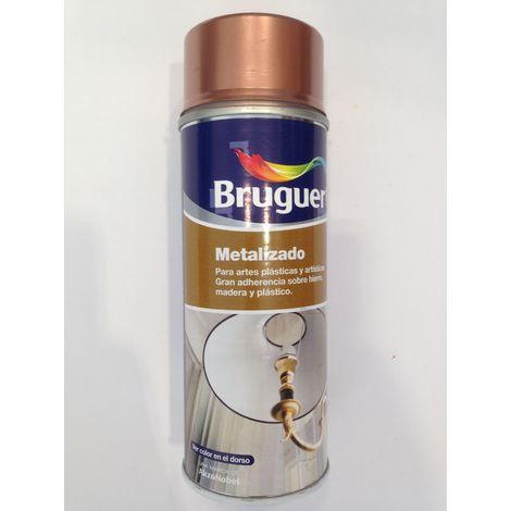 Spray bruguer metalizado cobre 400 ml
