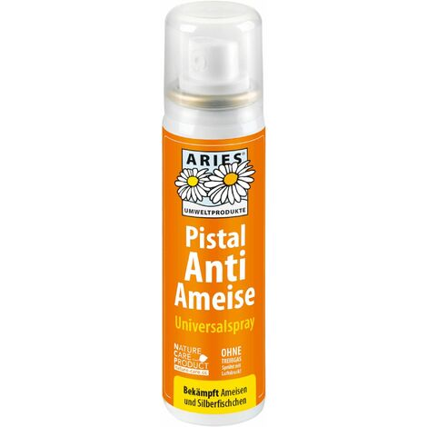 Spray Contra Hormigas Pistal Aries 50 Ml