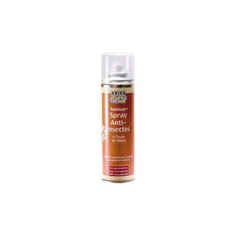 Spray contra insectos con aceite de neem Aries, 200 ml