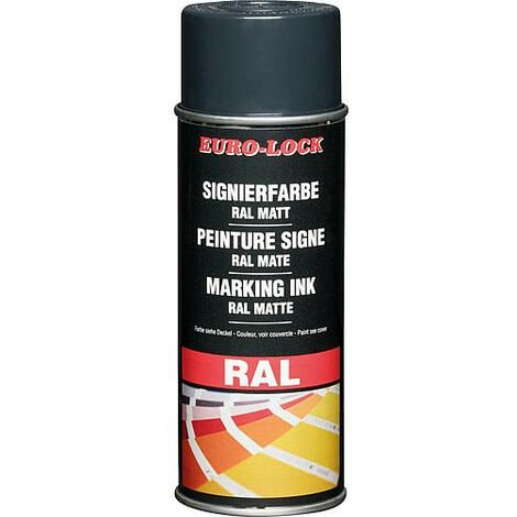 """main image of """"Spray couleur RAL 7016 gris anthracite mat, 400 ml"""""""