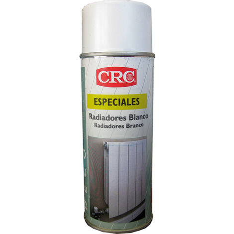 SPRAY CRC PINTURA PARA RADIADOR BLANCO 400ML