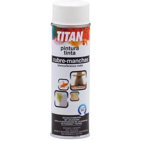 Spray Cubremanchas Titan 500 mL