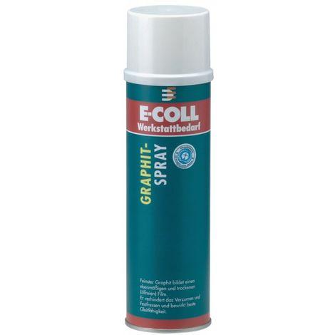 Spray de grafito 400ml negro (Por 12)