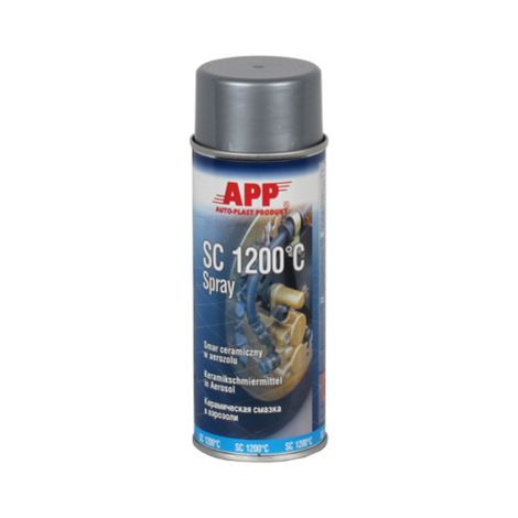 spray de graisse ceramique 1200°C 400ml