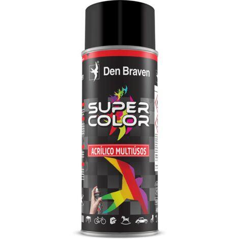 Spray de pintura Marron Gamuza Ral 8007 400 ML