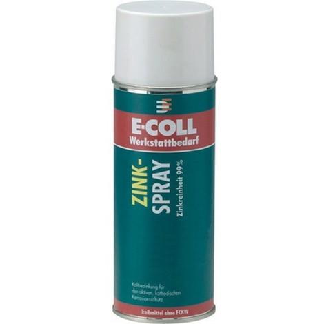 Spray de zinc, Modèle : Aérosol de 400 ml, Couleur gris