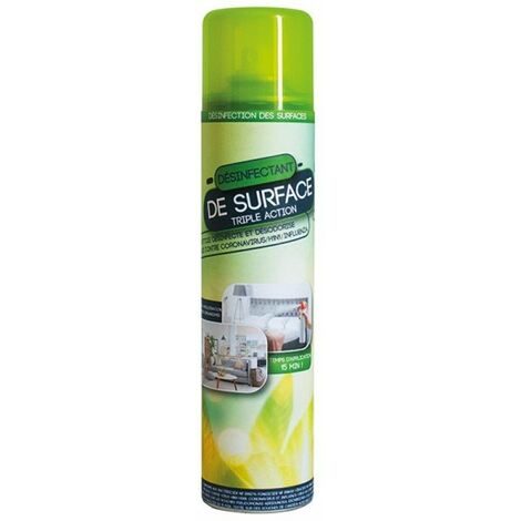 Spray desinfectant de surface - 500 ml net
