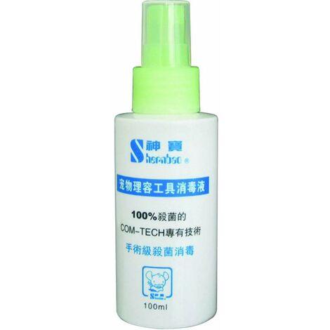 Spray désinfectant pour têtes 100 ml