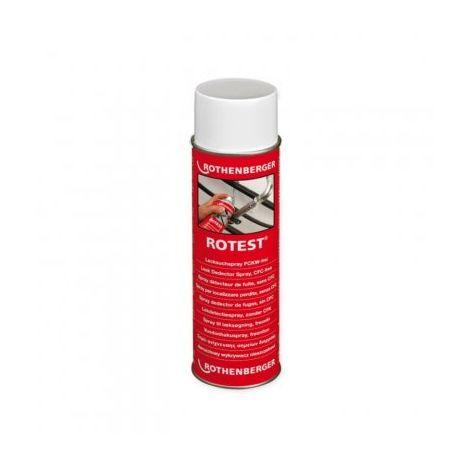 Spray détecteur de fuites RoTest 400 ml ROTHENBERGER