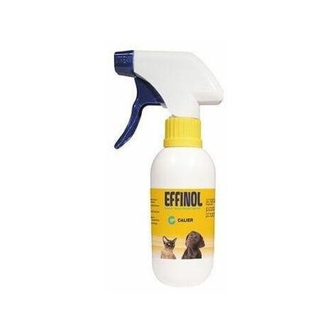 Spray EFFINOL 250ml antiparasitario para perros y gatos