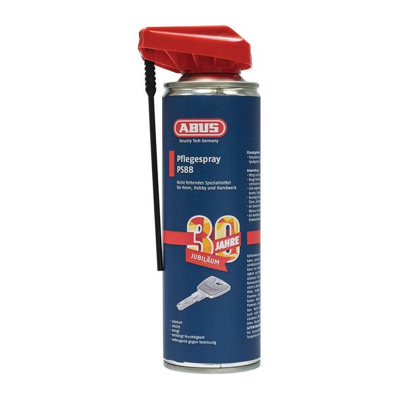 Abus - Spray entretien cylindre VK PS88 Aérosol 12 x 300 ml