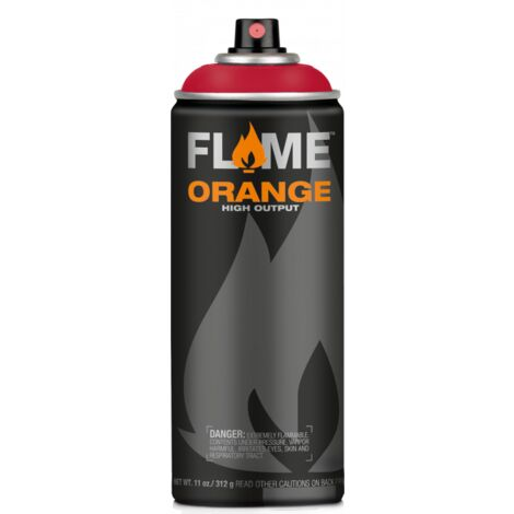 SPRAY FLAME ORANGE MATE 400 ML