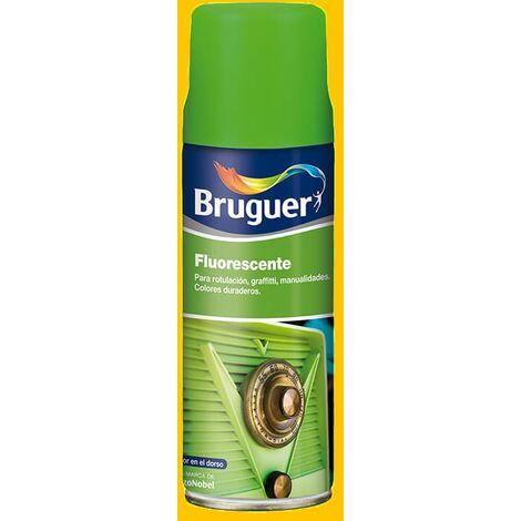SPRAY FLUORESCENT ORANGE 0.4L BRUGUER