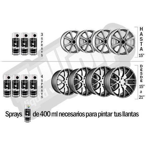 Spray Full Dip Chromes Vinyle Liquide 400 mL